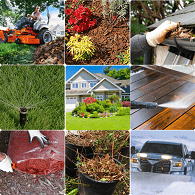landscaping and maintenance for multiple properties